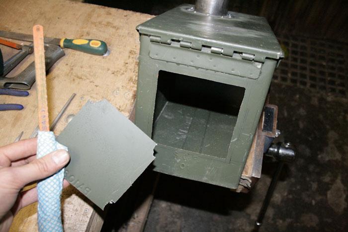 Making An Ammo Can Stove Jonsbushcraft Com