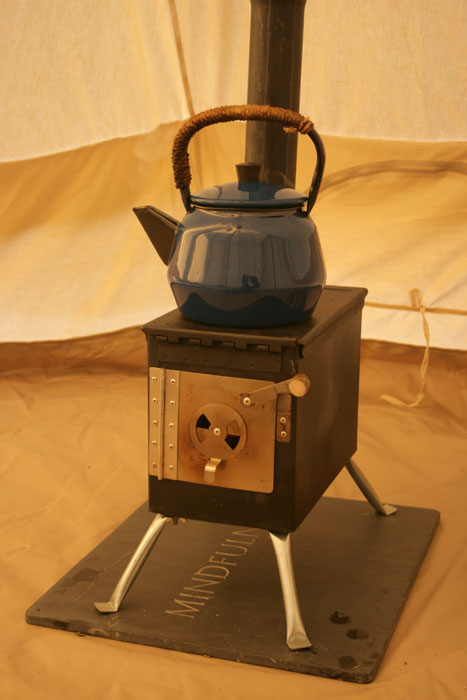 Four Dog Stove For Sale