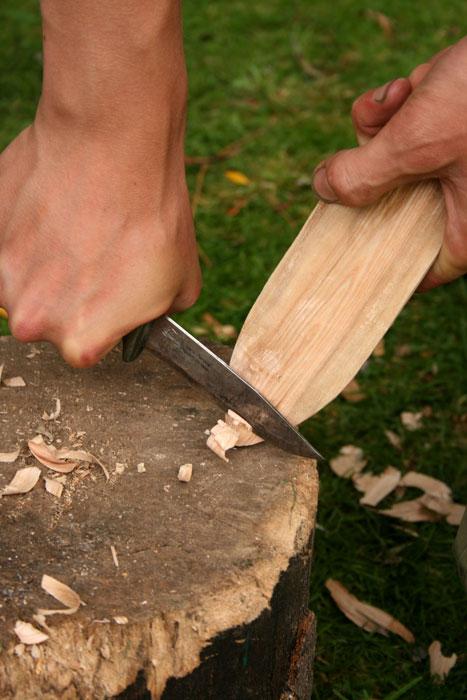 How To Carve A Bullroarer Jonsbushcraft Com
