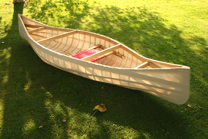 Homemade Plywood Kayak