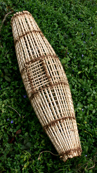 Crafting a fish trap for How to make a fish trap for big fish