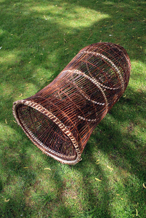 how to use a fish trap