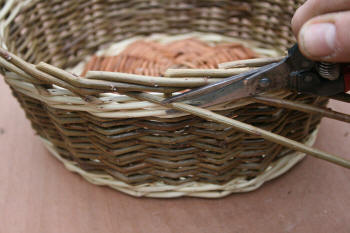 How to make a basket out of willow — pic 2
