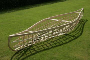 Skin on Frame Canoe (SOF) build-along - jonsbushcraft com